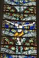 """Carcassonne - La Cité - Basilique Saint-Nazaire - """"Tree of Life""""-Window 1853 - Crucifixion.jpg"""
