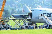 Cargolux at LSMD