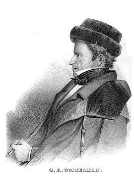 Carl August Gosselman
