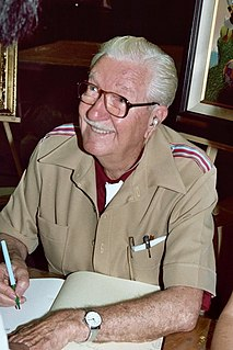 image of Carl Barks from wikipedia