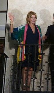 Carmen Cervera Spanish. Self-proclaimed philanthropst, socialite and art dealer and collector