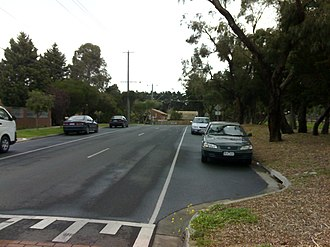Oakleigh South, Victoria - Carroll Road