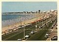 Carte postale - La Baule la plus belle plage d'Europe panorama vers Le Pouliguen.jpg