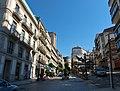 Casco Viejo de la ciudad de Vigo, Rúa Cánovas del Castillo.jpg