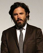Photo of Casey Affleck in 2016.