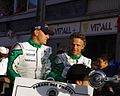 Casper Elgaard and Jan Lammers Drivers of Hope Racing's Oreca Swiss HY Tech Hybrid.jpg