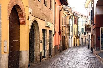 Castelletto sopra Ticino - Image: Castelletto S Ticino veduta
