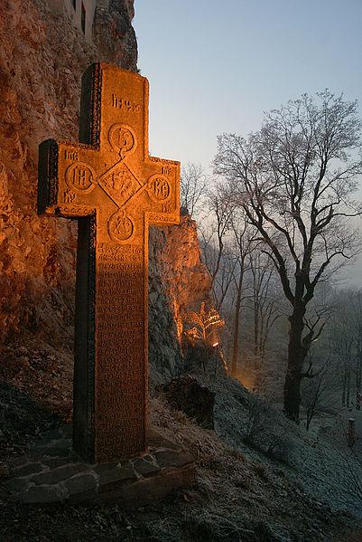 File:Castelul Bran, cruce.jpg