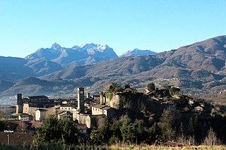 Castiglione di Garfagnana Comune in Tuscany, Italy