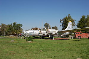 Castle Air Museum - Image: Castle Air Museum B 50
