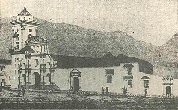 Catedral de Caracas 1867