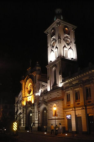 Roman Catholic Archdiocese of Ibagué - Cathedral of the Immaculate Conception