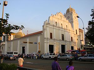 Our Lady of the Assumption Cathedral, Maracay - Image: Catedral de Maracay 2
