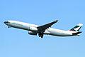 Cathay Pacific A330-300(B-HLA) (4336778485).jpg