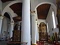 Cathedral Interior - San Cristobal de las Casas - Chiapas - Mexico (15468536017).jpg