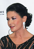Photo of Catherine Zeta-Jones in 2010.