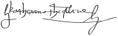 Catherine of Aragon Signature.svg