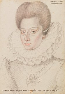 Catherine de Bourbon Regent of Béarn