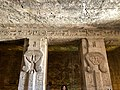Central Hall, Temple of Hathor and Nefertari, Abu Simbel, AG, EGY (48016738206).jpg