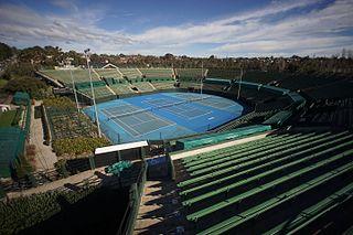 Australian tennis venue