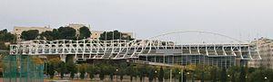 EuroBasket 2007 - Image: Centro de Tecnificación, Alicante, España