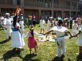 Ceremonia azteca de bienvenida a la primavera en Ayahualulco, Veracruz, México. 09.jpg