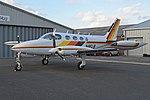 Cessna 340A 'N85LB' (35839235942).jpg