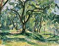 Cezanne - The Forest.jpg