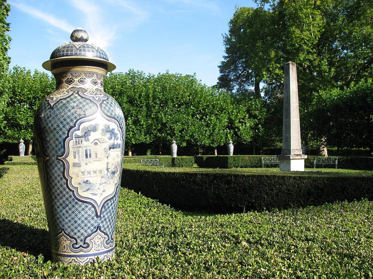 File ch teau de groussay montfort l 39 amaury parc jpg wikimedia commons - Chateau de groussay montfort l amaury ...