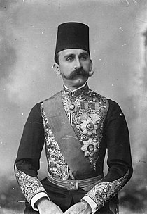 Ch. Chusseau-Flaviens - George Eastman House - Egypt-Prince Hussein Pacha (Khedive ) (pd).jpg
