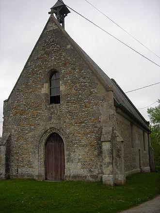 Auvillars - The Chapel of Saint-Jean.