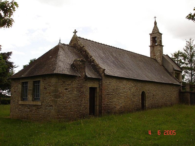 Chapelle de St Urlo