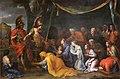 Charles Le Brun - Les reines de Perse aux pieds d'Alexandre dit aussi la tente de Darius - Google Art Project.jpg