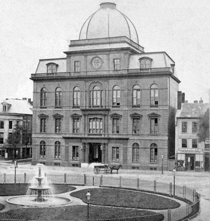 Charlestown, Boston - Charlestown's former City Hall