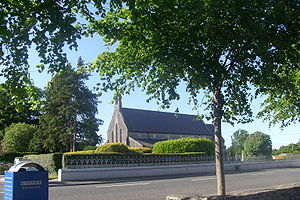 Charlestown, County Mayo - Roman Catholic church in Charlestown