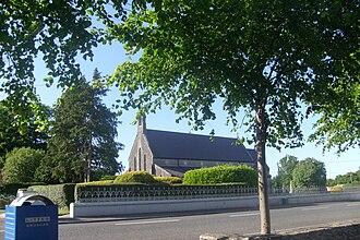 Charlestown, County Mayo - Roman Catholic church in Charlestown