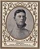 Charlie Hemphill, New York Highlanders, baseball card portrait LCCN2007683790.jpg
