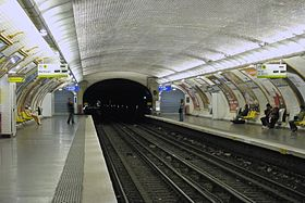 Image illustrative de l'article Charonne (métro de Paris)