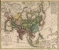 Charte von Asien - nach de bewährtesten astronomischen Beobachtungen den neuesten Reisen, und de vorzü̈glichsten Charten, insonderheit aber der Geographie de Hrn I.C. Gatterers. gemäss Stereographisch LOC 2007627526.tif