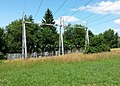 Chavanod 225 kV transition station Annecy FR 2013.jpg