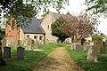 Chedgrave churchyard - geograph.org.uk - 809381.jpg