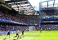 Chelsea v burnley east stand.jpg