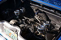 Chevrolet Corvair 1965 Corsa Convertible Engine TBS 09Feb2014 (14585618982).jpg