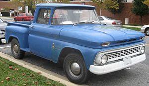 Chevrolet C/K - 1963 Chevrolet stepside