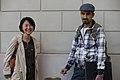 Chiaki Hayashi and Bassel Safadi.jpg