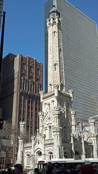 File:Chicago Water tower.jpg