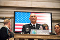 Chief of Staff of the Army Gen. Raymond T. Odierno rings the closing bell at the New York Stock Exchange in celebration of the Army's 237th birthday June 14, 2012, in New York 120614-A-AO884-591.jpg
