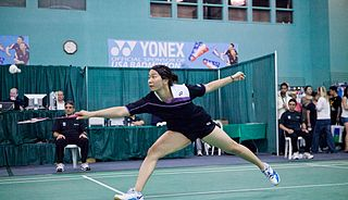 Chien Yu-chin Badminton player