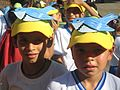 Children at the San Vicente Migratory Bird Festival in Colombia (4603940065).jpg