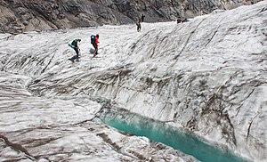 Broghil Valley National Park - ChitiBoui Glacier Broghil valley